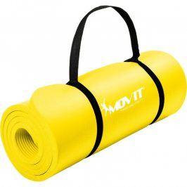 MOVIT 32913 Gymnastická podložka  190 x 60 x 1,5 cm žlutá