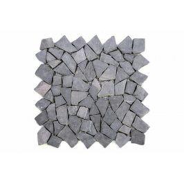 Divero Garth 9588 Mramorová mozaika - šedá obklady 1 ks - 30x30x1 cm