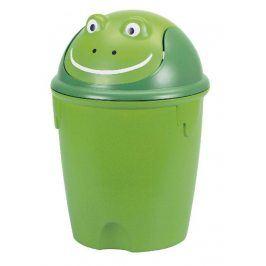 CURVER Žába 32476 Odpadkový koš dětský