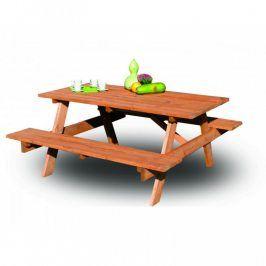 Tradgard PIKNIK 2759 Zahradní dřevěný set FSC