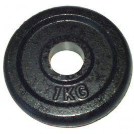 CorbySport 4735 Litinový kotouč (závaží) na činky 1kg - 30 mm