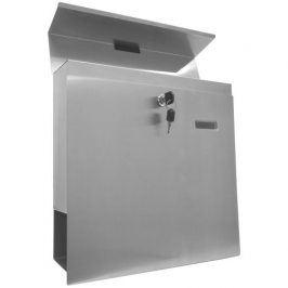 Tuin 2646 Nástěnná poštovní schránka z ušlechtilé oceli