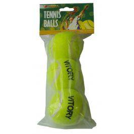 CorbySport 5017 Míčky tenisové 3ks v sáčku