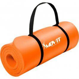 MOVIT 32914 Gymnastická podložka 190 x 60 x 1,5 cm oranžová