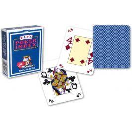 Modiano mini 2102 Karty 4 rohy - Tmavě Modrá