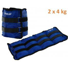 MOVIT 31952 zátěžové manžety, 2 x 4,0 kg modrá