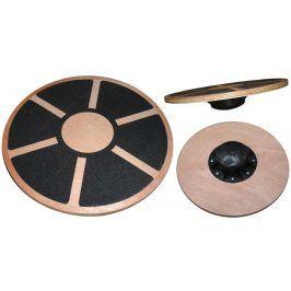 CorbySport 4508 Dřevěná balanční podložka (deska)