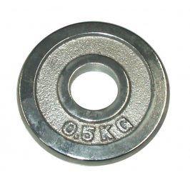 CorbySport 4747 Kotouč chrom 0,5 kg - 25 mm