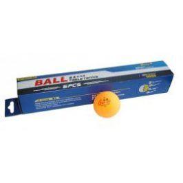 CorbySport 34879 míčky na stolní tenis 6ks 40mm