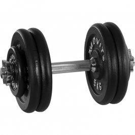 MOVIT 32885 Jednoruční litinová činka - 25 kg