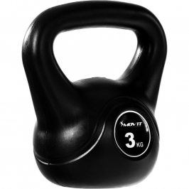 MOVIT Kettlebell 26868 Činka 3 kg