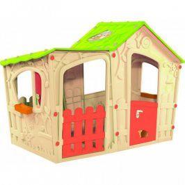Keter MAGIC VILLA PLAY HOUSE 34799 Hrací dětský domeček - béžový