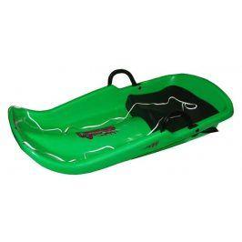 CorbySport Cyclone 28067 Plastový bob - zelený