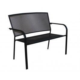 Tradgard ZWMC-D19 54564 Zahradní lavice kovová - pro dvě osoby