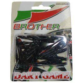 Brother 5918 Náhradní plastové hroty k šipkám - 30 ks v blistru