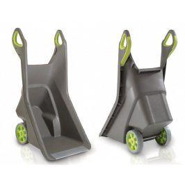 Keter REALBARROW  Zahradní plastový vozík - 100L