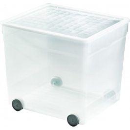 CURVER Úložný plastový box 33L s kolečky