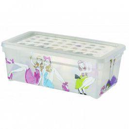 CURVER PANENKY 33013 Plastový box s víkem - S