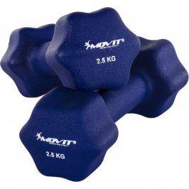 MOVIT 29320 Set 2 činek s neoprenovým potahem 2,5 kg