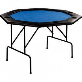 Garthen 57305 Pokerový stůl - modrý