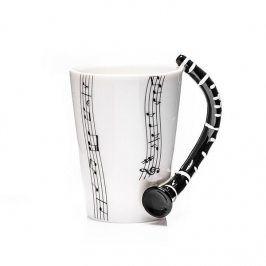 Hudební hrnek - klarinet