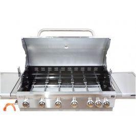 G21 Mexico 35975 Plynový gril BBQ Premium line, 7 hořáků + zdarma redukční ventil