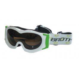 CorbySport 27768 Lyžařské brýle JUNIOR - bílé