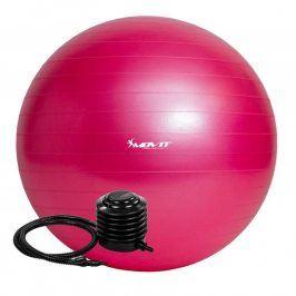 MOVIT 54111 Gymnastický míč s pumpou - 75 cm - růžová