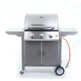 G21 Oklahoma 43342 Plynový gril, BBQ Premium Line 3 hořáky + zdarma redukční ventil