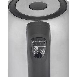 G21 Neo Stainless Steel 43187 Rychlovarná konvice s termoregulací