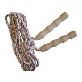 CorbySport 38271 Švihadlo s dřevěnými ručkami 3m