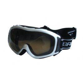 Brother 32627 Lyžařské brýle - stříbrné