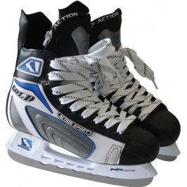 CorbySport Action 5200 Hokejové brusle chlapecké, vel.38