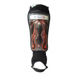 CorbySport 4864 Fotbalové chrániče holení s vrchní gelovou vrstvou ve. XL