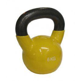 CorbySport Kettlebell 4776 Činka 6 kg, vinylový potah