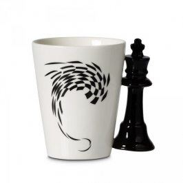Šachový hrnek - Král