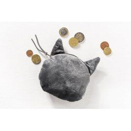 Kočičí peněženka na drobné - model 4