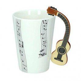 Hudební hrnek - klasická kytara
