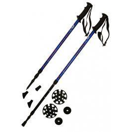CorbySport 41664 Trekingové hole1 pár s příslušenstvím modré
