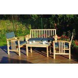 Tradgard SAFARI 41255 Zahradní dřevěný set