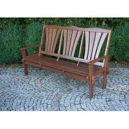 Tradgard MORENO 41254 Zahradní dřevěná lavice