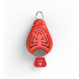 TickLess Pet Ultrazvukový repelent proti klíšťatům, oranžový