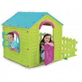 KETER dětský plastový domeček MY GARDEN HOUSE zelený