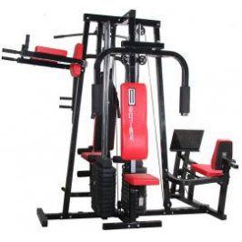 CorbySport 38694 Posilovací věž čtyřpozicová  pro dvě osoby 2 x 67 kg