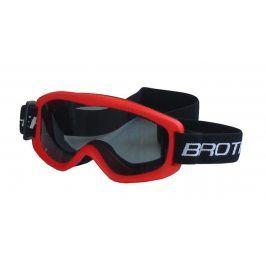 CorbySport 27766 Lyžařské brýle DĚTSKÉ - červené