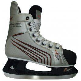 CorbySport 5183 Hokejové brusle - rekreační kategorie, vel. 38