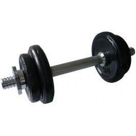 CorbySport 4554 Činka nakládací jednoruční - 8,5 kg
