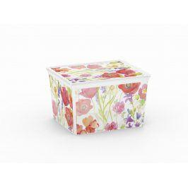 KIS C NATURE 57161 Plastový úložný box - CUBE
