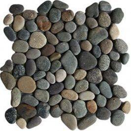 Indera Dark Ocean 57090 1m2 Oblázková mozaika