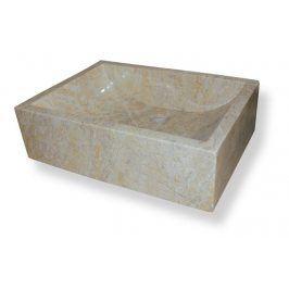 Indera Vester Cream 57054 Umyvadlo z přírodního kamene